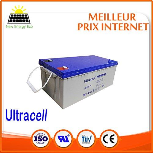 Batería GEL SOLAR 12V 200Ah UCG Ultracell