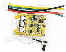 Varadyle 5-36V 350W BLDC Three-Phase Brushless (with Hall) Motor Controller High Power Brushless Sensor Motor Driver