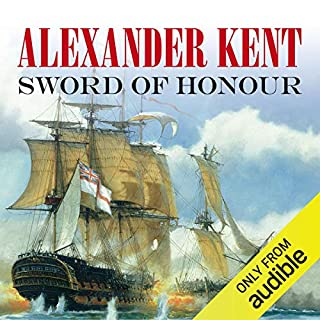 Sword of Honour audiobook cover art