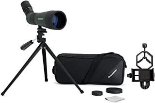 Celestron Landscout 12-36X60MM Spotting Scope with Basic Smartphone Adapter