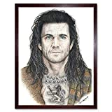 Wee Blue Coo Wayne Maguire Tattooed Braveheart Wallace