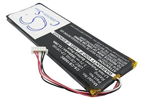3.7V Battery for Sonos URC-CB100, CP-CR100, Controller CB100, Controller CR100