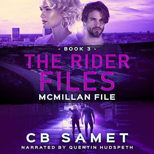 McMillan File Audiobook By CB Samet cover art