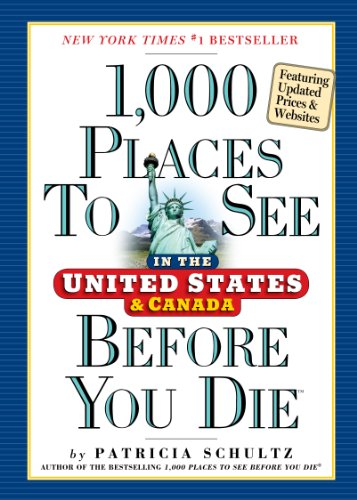 1000 places to see before you die - 5