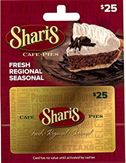 sharis card
