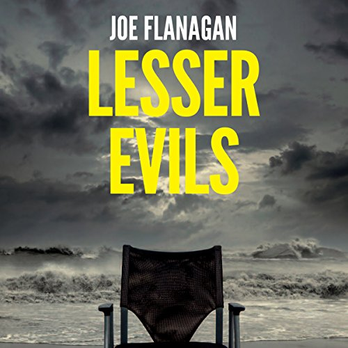 Lesser Evils audiobook cover art