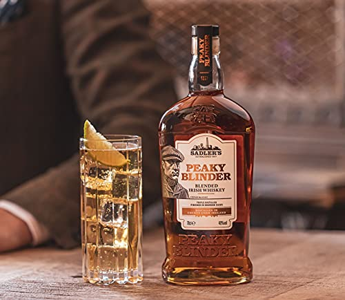 Peaky Blinder Irish Whiskey - 2