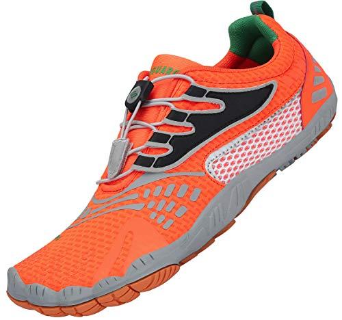 SAGUARO Unisex blote voetschoenen sneldrogend blote voetschoenen zwemschoenen trailloopschoenen voor outdoor sport minimalistisch