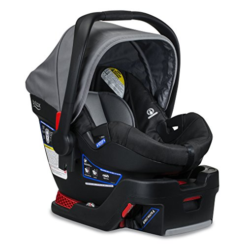 Buy BRITAX  B-Safe 35 Infant Car Seat - Rear Facing | 4 to 35 Pounds - Reclinable Base, 1 Layer Impa...