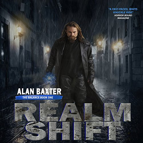 RealmShift audiobook cover art