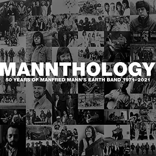 Mannthology (4CD + 2DVD Boxset)