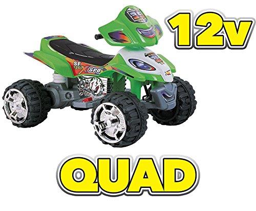 Quad 12v Verde GV-5224