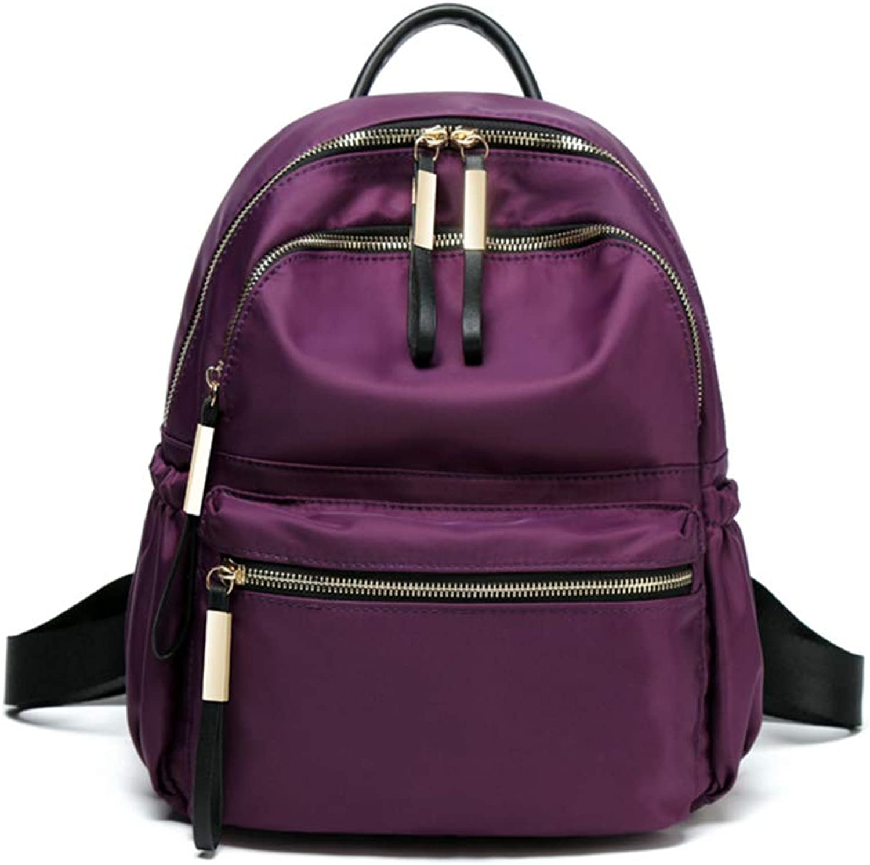 Women's Backpack Wild Fashion Nylon Backpack