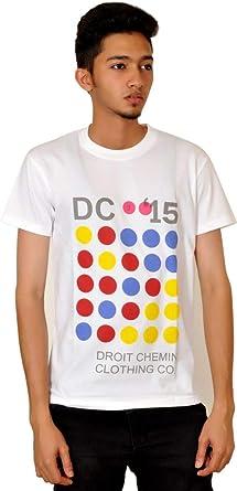 Droit Chemin Dc124 Crew Neckline Boy'S T-Shirt - M