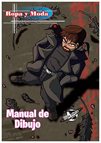 Ropa y Moda Manual de Dibujo (Spanish Edition)