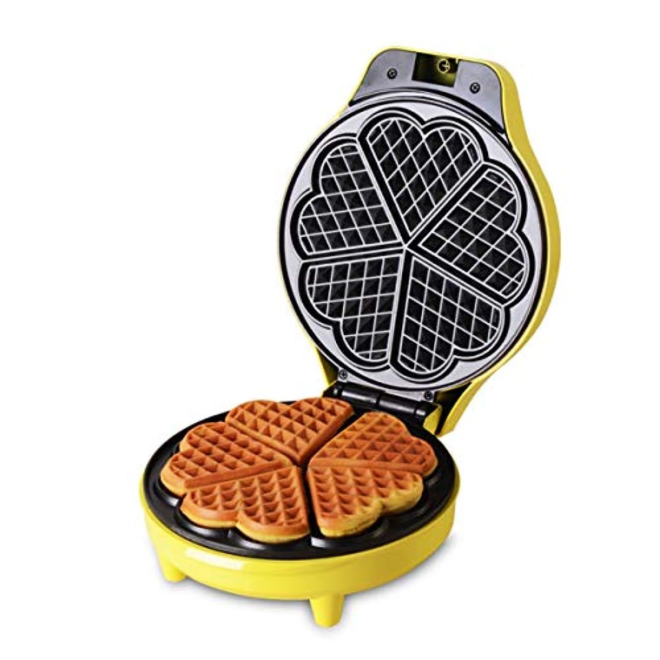 WYQSZ - waffle maker Waffle Machine-home Cake Machine Automatic Electric Baking Pan Multi-function Waffle Machine - 5547