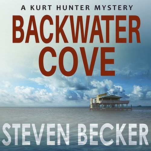 Backwater Cove audiobook cover art