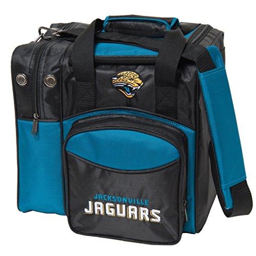 KR Strikeforce Jacksonville Jaguars Bowlingtasche, Mehrfarbig