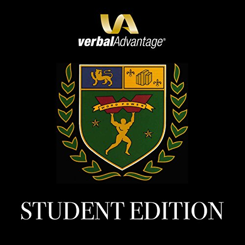 Verbal Advantage Student Edition audiobook cover art