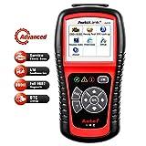 Autel AutoLink AL519 OBD2 Scanner Enhanced Mode 6 Check...