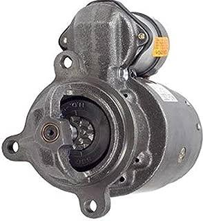 NEW STARTER MOTOR FITS CLARK FORKLIFT C500-20 C500-30 C500-35 C500-40 215861 1107377