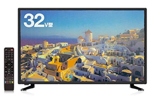 GRANPLE 32V型ハイビジョン地上波液晶テレビ GT32CCY 32インチ