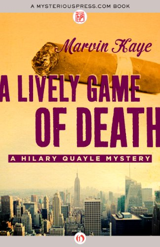 A Lively Game of Death                   By:                                                                                                                                 Marvin Kaye                               Narrated by:                                                                                                                                 Dina Pearlman                      Length: 7 hrs and 17 mins     3 ratings     Overall 2.3