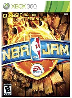 New Electronic Arts Nba Jam Sports Game Complete Product Standard Xbox 360 Excellent Performance