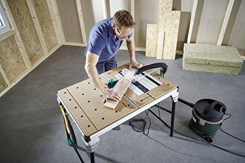 Wolfcraft Master Cut 2500 – Präzisionssägetisch und Arbeitsstation, 1 Stück, 6902000 - 7