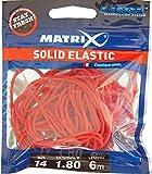 Fox Matrix Stay Fresh Elastic 6m - Gummizug für Stipprute, Gummizüge für Pole Angelrute, Gummi für Kopfrute, Stippangeln, Größe:14