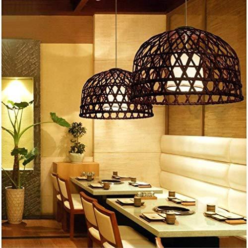 JU Gyy Home Hotel verlichting kroonluchter exquise restaurant in Chinese stijl antieke bamboe kroonluchter zuidEST Aziatische persoonlijkheid creatieve retro cafe kunst licht hanger E27