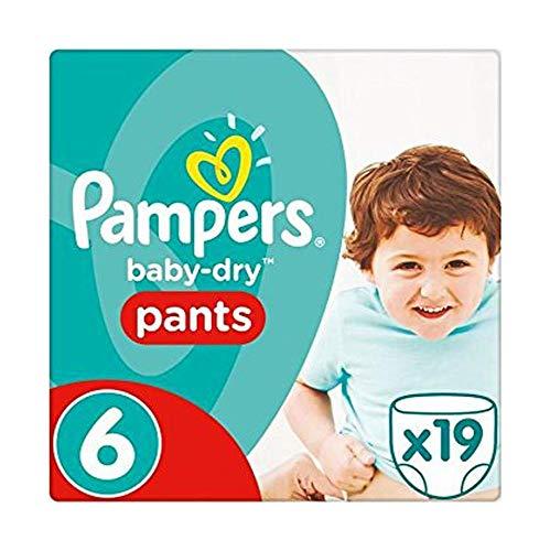 Pampers Baby-Dry 19 Windeln Größe 6 (16 kg und +)