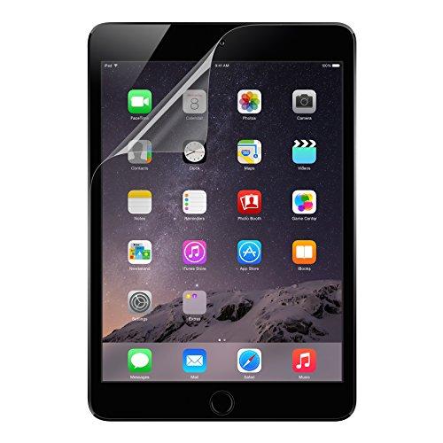 Belkin F7N334bt2 - Pack de 2 Protectores de Pantalla para Apple iPad Mini 4, Transparente