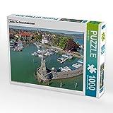 CALVENDO Puzzle Lindau. Die Glücksfinder-Insel 1000 Teile Lege-Größe 64 x 48 cm Foto-Puzzle Bild...