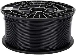 Nar Cartridges 1.75mm PLA Filament, 1kg 3D Printer Filament (Black)