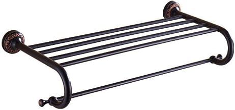 CBXSF Slechte Handtuchhalter Europäische Slechte Hardware Anhänger Badezimmer Kupfer Kupfer Handtuchhalter