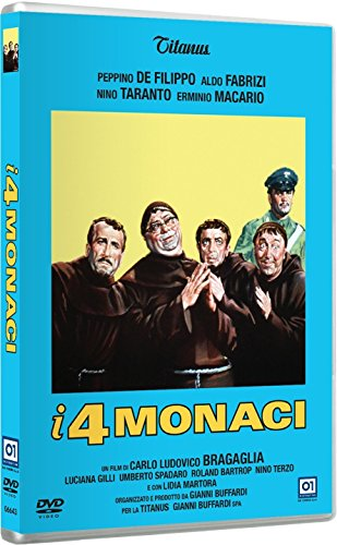 I 4 Monaci [Italia] [DVD]