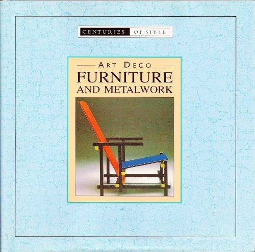 Art Deco Furniture and Metalwork