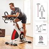 Zoom IMG-2 sportplus ergometro cyclette speedracer con