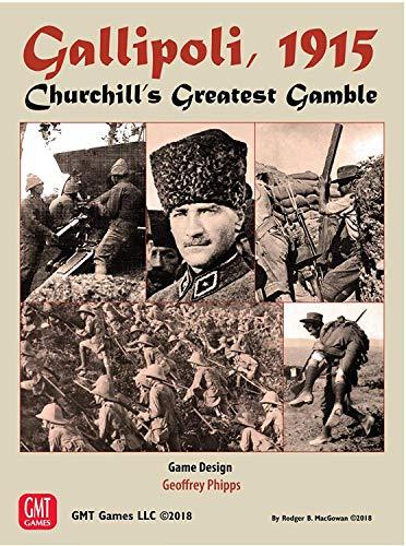 Gallipoli, 1915: Churchill's Greatest Gamble - English