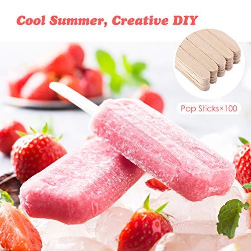 Nuovoware『製氷皿アイスポップモールド』