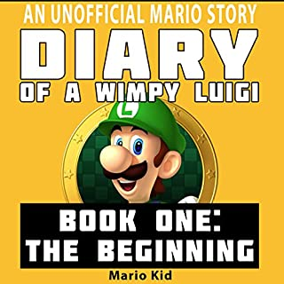 Diary of a Wimpy Luigi: The Beginning cover art
