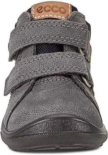ECCO Unisex Baby First Sneaker, Grau (Dark Shadow 1602), 22 EU