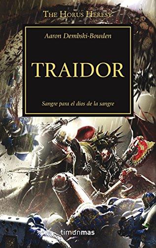 Traidor nº 24/54 (Warhammer The Horus Heresy)