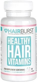 healthy hair vitamins hairburst