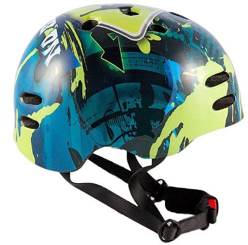"""Sport DirectTM? """"No Bounds Skate BMX Fahrrad Bike Helm - 2"""