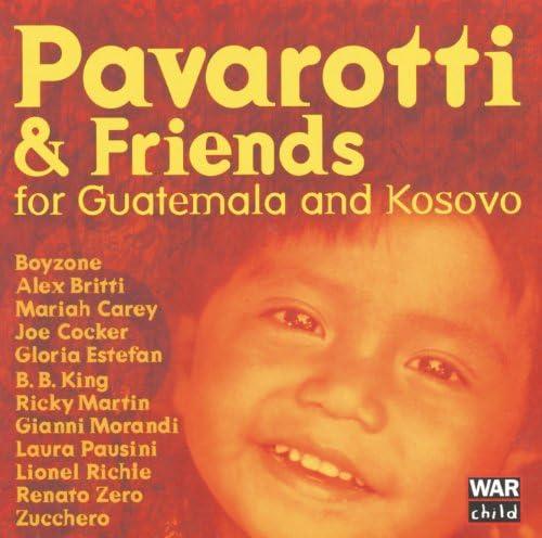 Luciano Pavarotti, B.B. King, Boyzone, Gloria Estefan, Lionel Richie, Guatemala Choir, Ars Canto G. Verdi, Orchestra Sinfonica Italiana, Leone Magiera & José Molina