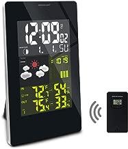 JJTGS Weather Station Digital Weather Forecast Station Wireless Indoor Outdoor..