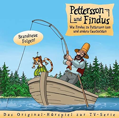 Pettersson & Findus - CD / Wie Findus  zu Pettersson kam und andere Geschichten