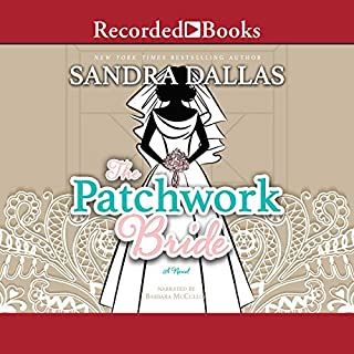 The Patchwork Bride audiobook cover art